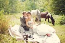 wedding photo - Jessica Poole Wedding rustic barn wedding skinner barn