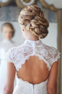 wedding photo - (Hairstyles)