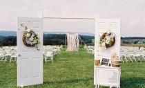 wedding photo - Rustic Pennsylvania Wedding by Joey Kennedy - MODwedding