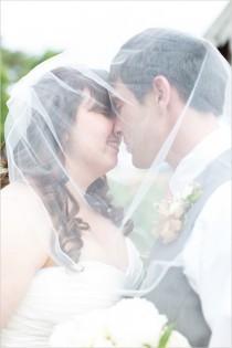 wedding photo - Chic Rustic Farm Wedding