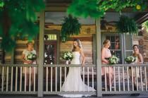 wedding photo - Rustic Chic Maryland Barn Wedding - MODwedding