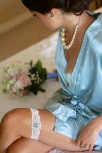wedding photo - ♥ Bridal Boudoir & Lingerie For Wedding Day ♥