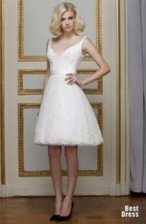 wedding photo - Short Wedding Dresses