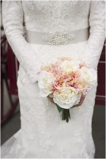 wedding photo - Wedding Celebration In Paris
