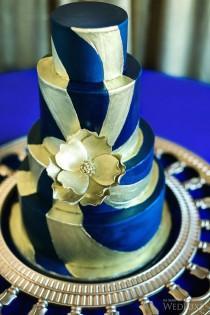 wedding photo - Navy Blue Wedding