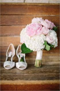 wedding photo - Princess Pink And Gold Wedding