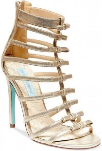 dabe31f5bb1 High Heel Wedding Shoes #5 - Weddbook