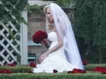 wedding photo - Jenny McCarthy's Wedding Dress: See The Photos!