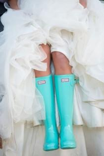 wedding photo - ::Turquoise Wedding::