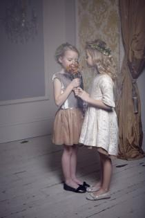 wedding photo - Marie Chantal Childrens luxe Collection - Polka Dot Bride