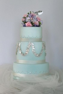 wedding photo - Modern Wedding Cakes