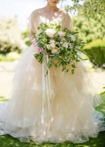 wedding photo - English Countryside Wedding Inspiration