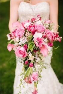 wedding photo - Elegant Pink Wedding