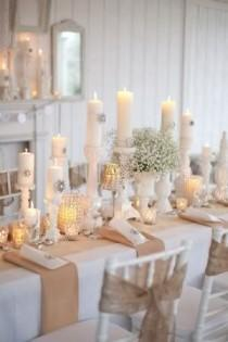 wedding photo - {Wedding Table Round Up}: And Color Palettes To Coordinate!
