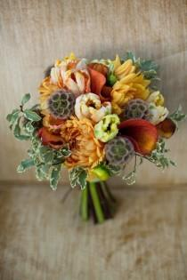 wedding photo - Inspired By Scabiosa Pods For Flowers And Wedding Decor