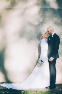 wedding photo - Glitter Themed Australian Wedding : Dave & Swan
