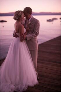 wedding photo - Ocean Wedding