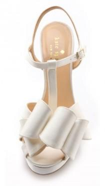 wedding photo - Ribbon Sandals