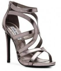 wedding photo - Steve Madden Maree Metallic Sandal