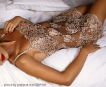 wedding photo - Lingerie - Honeymoon