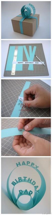 wedding photo - DIY Gift Wrapping