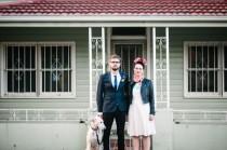 wedding photo - DIY Backyard Wedding in Victoria: Matt & Moz