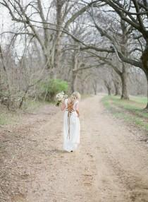 wedding photo - Springtime Anthropologie and Free People bridal inspiration - Wedding Sparrow