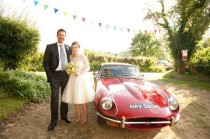 wedding photo - Kate Spade Sparkly Shoes For A Superhero And Vintage Inspired Colouful Barn Wedding….