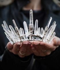 wedding photo - Crystal Crown