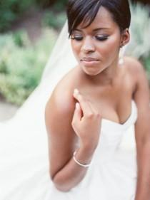 wedding photo - Chic, Black Tie DC Wedding At The National Cathedral