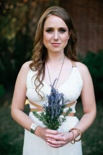 wedding photo - Intimate Backyard Wedding