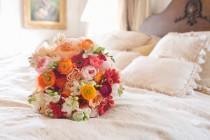 wedding photo - Bright Vintage Wedding