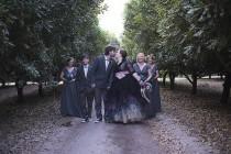 wedding photo - Lisa & Waide's South African farm wedding