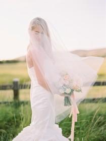 wedding photo - Elegant feminine bridal styling for your big day - Wedding Sparrow