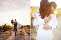 wedding photo - DIY Pastel Wedding at Bon Cap Winery {Moira West Photography}