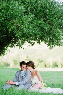 wedding photo - Utah Summer Wedding Photo Shoot