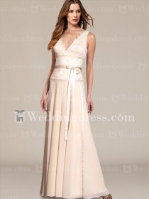 wedding photo -  Inexpensive Mother of the Bride Dresses