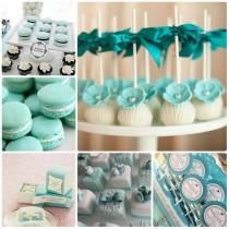 wedding photo - Tiffany Blue Themed Wedding Ideas And Invitations- Perfect For Winter Weddings