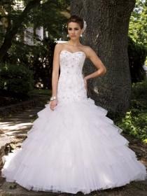 wedding photo - Lace Wedding Dresses with Sleeves