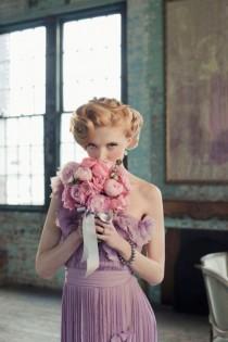 wedding photo - The Hottest Wedding Trend: 32 Delicate Mauve Wedding Ideas