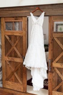 wedding photo - Rustic North Carolina Lodge Wedding