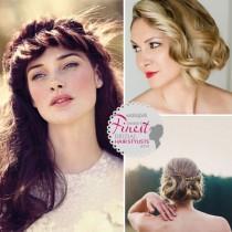 wedding photo - Canada's Finest Bridal Hair Stylists Of 2014