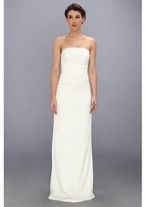 wedding photo - Nicole Miller Sleeveless Wedding Gown