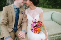 wedding photo - Shenandoah Valley Wedding Ruffled