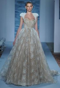 wedding photo - Mark Zunino 2015 Wedding Dresses Inspired By Flowing Waters For Fall