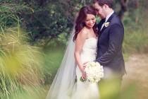 wedding photo - sweet summer wedding - Polka Dot Bride
