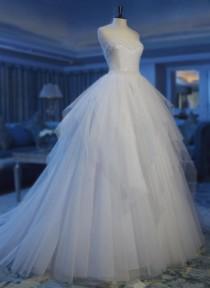 wedding photo - Stunning Abed Mahfouz Wedding Dresses 2013