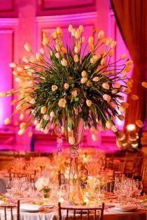 wedding photo - ♥~•~♥ Wedding ► Centerpieces And Reception Decor