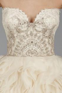 wedding photo - Lazaro Wedding Dress Fest!
