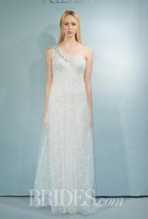 wedding photo - Victoria Kyriakides Wedding Dresses Fall 2014 Bridal Runway Shows